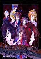A Battle for Friendship, Music and Love - COVER by KeiiiN