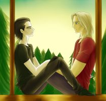 ThorxLoki - Summerhill - it doesn't matter by RowenaJackson