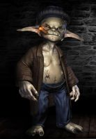 Goblin Done by Revelation-Six
