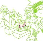 Connect 4 DGM madness by Roxasthehedgehog759