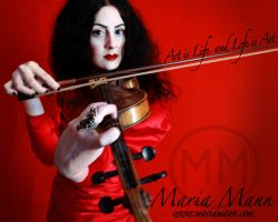 Violin by FACE-tte-S--of-MARIA