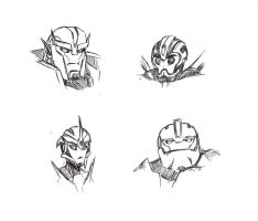 TFP Good Guys by Alejio