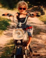 Born to be wild, Baby by MsGolightly