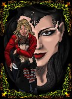 once upon a time colored by callyrose