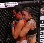 Raquel Pennington Defeats Ashlee Evans-Smith GIF by micku-kun