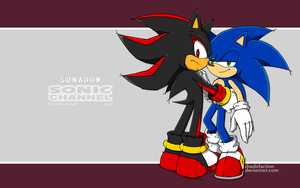 Opposites attract [Sonic Channel style] by Shadisfaction