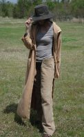 Assassin's Creed Wild West Costume WIP by RebelATS