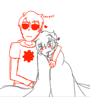 oops i like davekat by Asteriisms