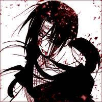 Itachi : Blood by otogiyougi