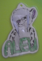 Personal Badge by AleuWolfess