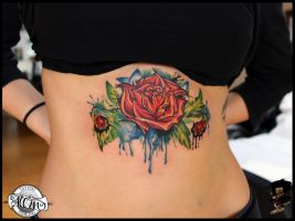 Custom rosse by DarkArtsColective