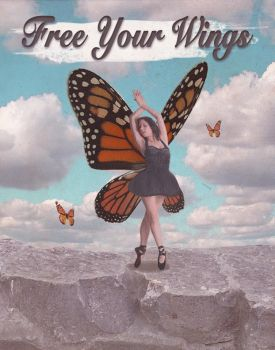 free your wings by Miss-Golden