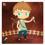 Daryl Dixon - TWD by iveinbox