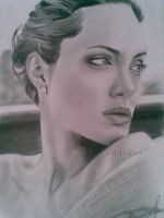 Angelina Jolie by Vira1991