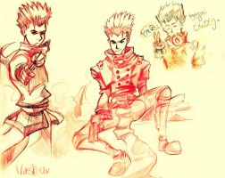 Vash the Stampede by NynjaKat