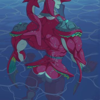 Luv of The Wild - Sidon's Invitation by RubberImp