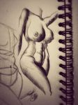 Estructura del cuerpo. (Body structure.) by AWESOME-DAVE-X