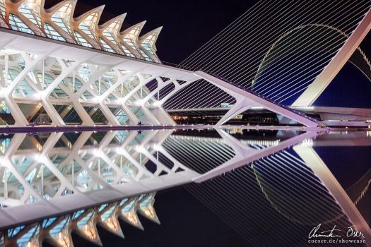 City of Arts and Science 4 by Nightline