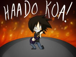 HAADO KOA by deadly-logical