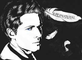 Supernatural: Castiel by Lady-Leviathan104-24