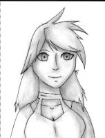 Traditional Girl by Fernsway