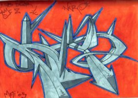Nero 13 by Wormed