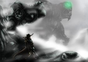 Pilgrimage to the Stone God by Kmadden2004