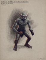 Eechmai the Goblin by Cloister
