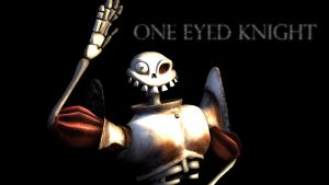 Sir Daniel [The One Eyed Knight][Medievil] by sourceshift