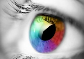 Photoshopped Multicolour Eye by PC-Customizer-2010