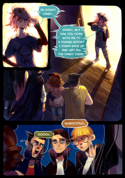 TOD: Chapter 1 page 06 by Yufei