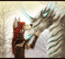 Myre- Friends by LikelyLupine