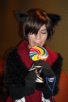 Attack the Lollipop by MetamorphosisCosplay