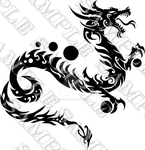 Year of the: DRAGON by chickenMASK