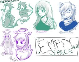 Joinme Streaming Doodles by Jocyhope
