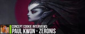 Interview: Paul Kwon (Zeronis) by ConceptCookie