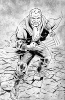 Old Man Logan by jasonbaroody