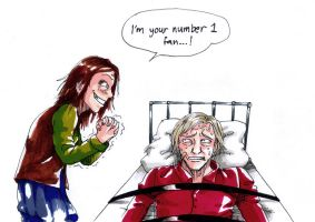 If I met Rutger Hauer... by Seal-of-Metatron