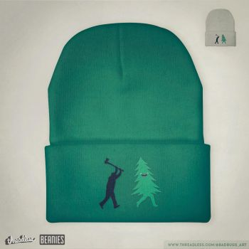 EVERY YEAR AGAIN! THE HUNT @THREADLESS (BEANIE) by mrsbadbugs