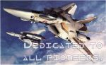 Dedicated to all Pioneers, VF1 by fokkerfanjet