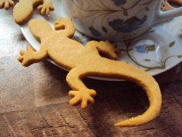 Ginger Newt detail by f-uhura