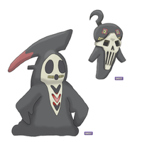 Death pokemon by Cosworth40