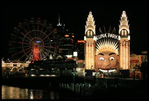 Luna Park by NickAA