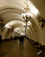 Moscow 30 by imargarita