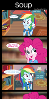 Soup [Comic] by PaulySentry