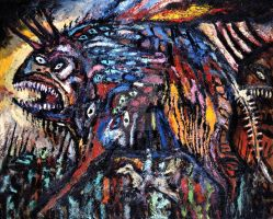 Loosed by CliveBarker