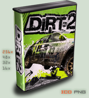 :case: Dirt2 by foxgguy2001