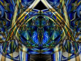 Stained Glass 2 by aurora900