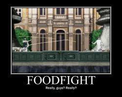 Foodfight by fangir05