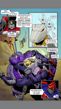 Transformers Earth Wars/Beast Wars saga by we66y